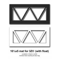 10.25x5 Triangle 3Z(R) w/ float *Clearance*