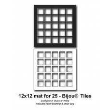 12x12 for 25 Bijou(R) tiles *Clearance*