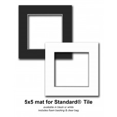 5x5 for standard tile  *Clearance*